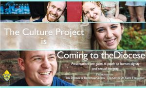 The Culture Project is Coming to the Diocese