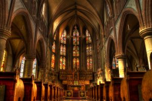 Los Sacramentos @ St. John the Evangelist