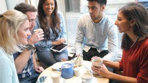 Coffee, Conversation and Enlightenment - Levittown @ St. Bernard Parish - Peach Room | Levittown | New York | United States