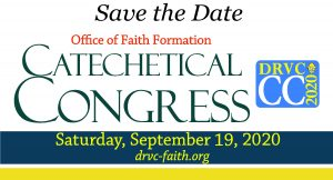 Save the Date: Catechetical Congress 2020 @ St. John the Baptist Diocesan High School | West Islip | New York | United States