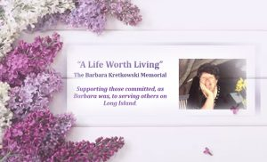 """A Life Worth Living"" The 2nd Annual Barbara Kretkowski Memorial @ Maier's Brick Café 