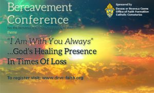 Bereavement Conference 2020 @ St. Frances de Chantal, Wantagh