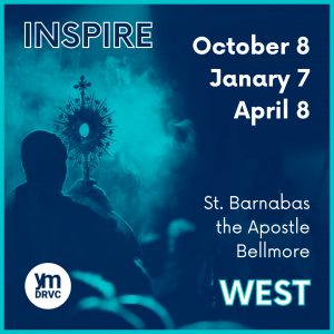 DRVC Youth Ministry Presents: INSPIRE WEST @ St. Barnabas the Apostle Church