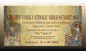 Sixth Annual New York Catholic Bible Summit @ The New York Catholic Center / Cathedral High School Entrance | New York | New York | United States